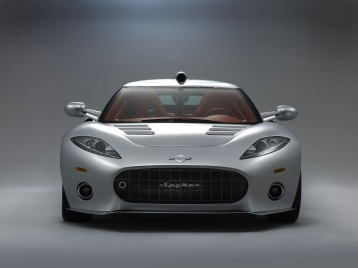 Spyker C8 Aileron 2009 Sports Coupe