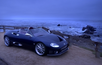 Spyker C8 Spyder SWB Sports Convertible Coupe