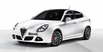 Alfa Romeo Guilietta Coupe