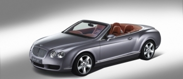 Bentley Continential GTC