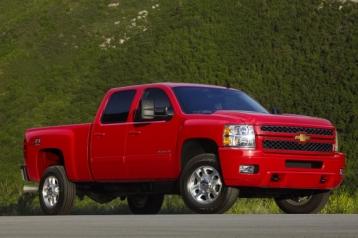 Chevrolet Silverado 2500HD Truck