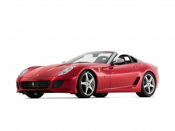Ferrari SA Aperta Convertible