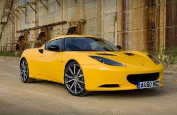 Lotus Evora S Sports Coupe