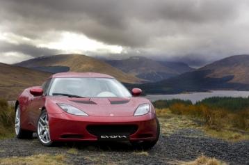 Lotus Evora Sports Coupe