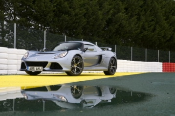 Lotus Exige S Sports Coupe