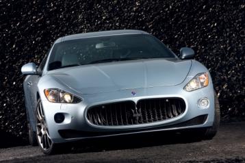 Maserati GranTurismo S Automatic Sports Coupe