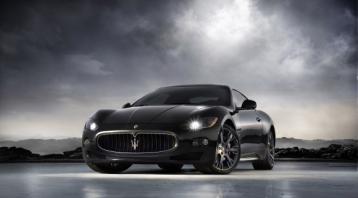 Maserati GranTurismo S Sports Coupe