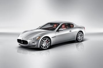 Maserati GranTurismo Sports Coupe