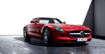 Mercedes-Benz SLS-Class SLS AMG Sports Coupe
