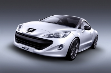 Peugeot RCZ Sports Coupe
