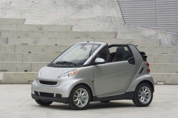 Smart Passion Cabriolet Coupe Hatchback