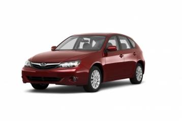 Subaru Impreza 2.5i Premium 5-Door Sedan