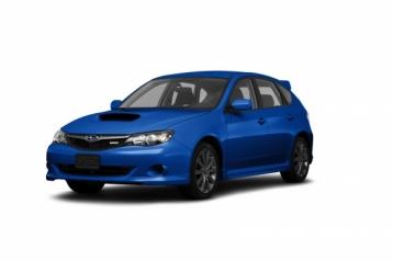 Subaru Impreza WRX 5-Door Sedan