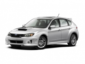 Subaru Impreza WRX Limited 5-Door Sedan