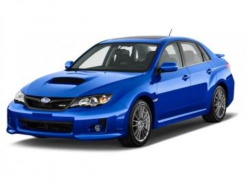 Subaru Impreza WRX Premium 4-Door Sedan