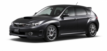 Subaru Impreza WRX STI 5-Door Sedan
