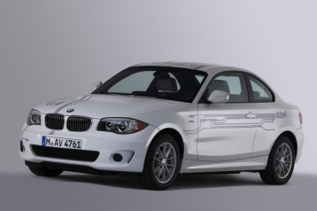 BMW 1 Series Sedan Electric