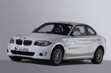 BMW 1 Series Sedan Electric