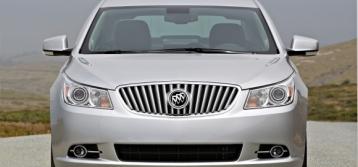 Buick Lacrosse Hybrid eAssist Sedan