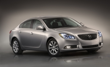 Buick Regal Hybrid eAssist Sedan