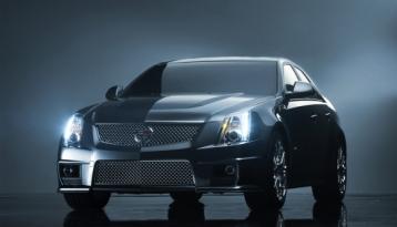 Cadillac CTS-V Sedan