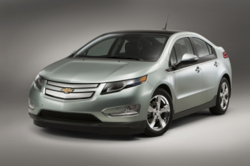 Chevrolet Volt Electric Sedan
