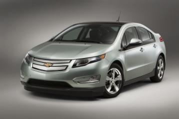 Chevrolet Volt Electric Sedan