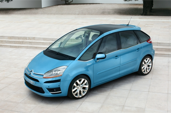 citroen c4 picasso wagon 2012 pictures citroen c4 picasso wagon review. Black Bedroom Furniture Sets. Home Design Ideas