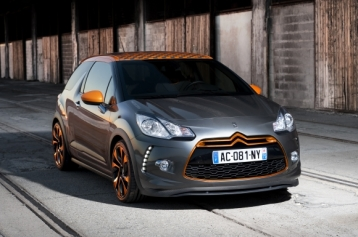 Citroen DS3 Racing Sports Coupe