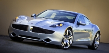 Fisker Karma Hybrid Electric Sedan