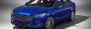Ford Fusion Hybrid Sedan