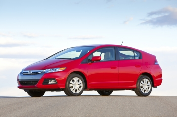 Honda Insight Hybrid Sedan