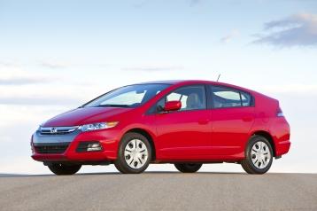 Honda Insight Hybrid Sedan