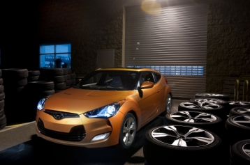 Hyundai Veloster Coupe