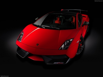 Lamborghini Gallardo LP 570-4 Super Trofio Stradale Sports Coupe