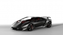 Lamborghini Sesto Elemento Sports Coupe