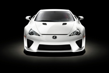 Lexus LFA Coupe Sports