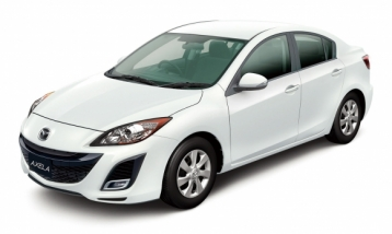 Mazda 3 4-Door Sedan