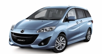 Mazda 5 Minivan