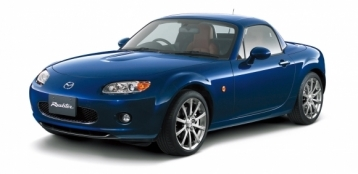 Mazda MX-5 Miata PRHT Sports Coupe Convertible