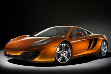 McLaren NP4-12C Sports Coupe