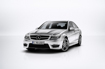 Mercedes-Benz C-Class C63 AMG Sedan