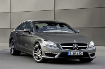 Mercedes-Benz CLS-Class CLS 63 AMG Coupe