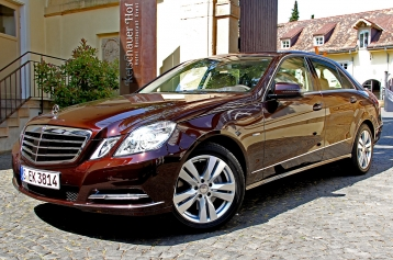 Mercedes-Benz E-Class E350 Sedan