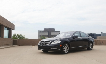 Mercedes-Benz S-Class S350 BlueTEC 4MATIC Sedan