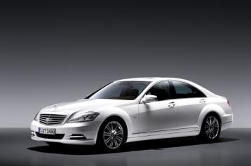 Mercedes-Benz S-Class S400 Hybrid Sedan