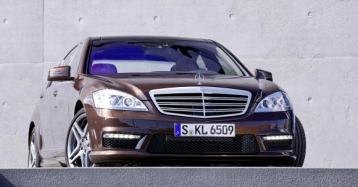 Mercedes-Benz S-Class S65 AMG Sedan