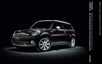 Mini Cooper Clubman Wagon