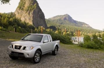 Nissan Frontier Truck