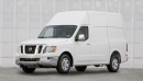 Nissan NV2500 HD Van